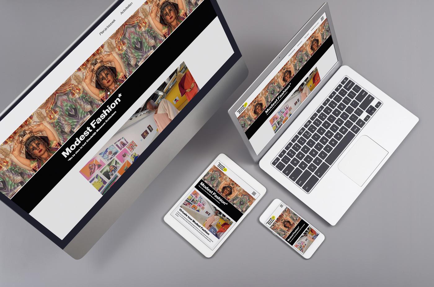 museum webflow website
