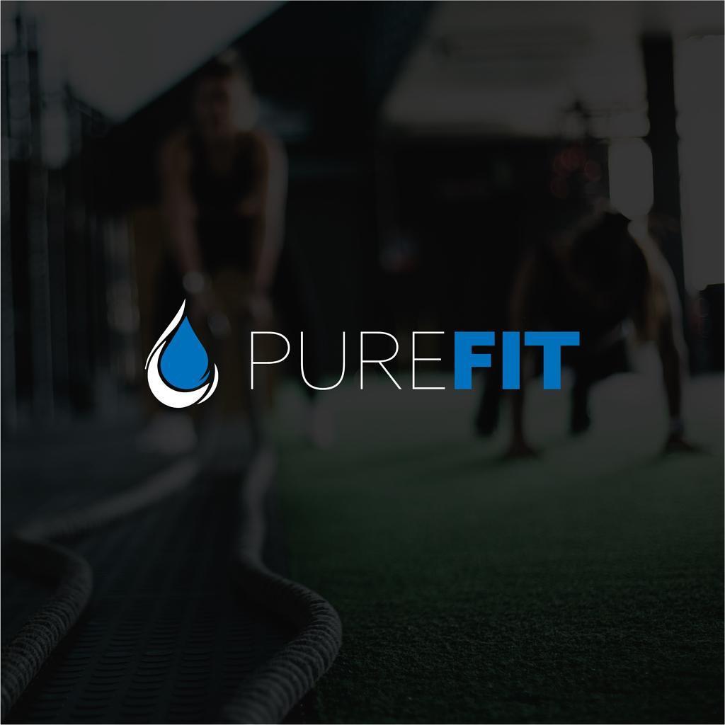 purefit custom logo design panel
