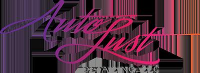 Auto Lust Detailing Logo