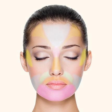 "Kinesko ""mapiranje"" lica Mien Shiang - prepoznajte zdravstvene probleme iščitavanjem znakova na koži"