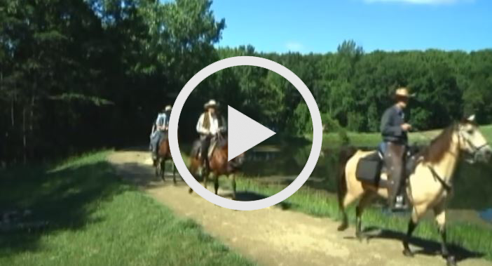 Horseback Riding Video Thumbnail