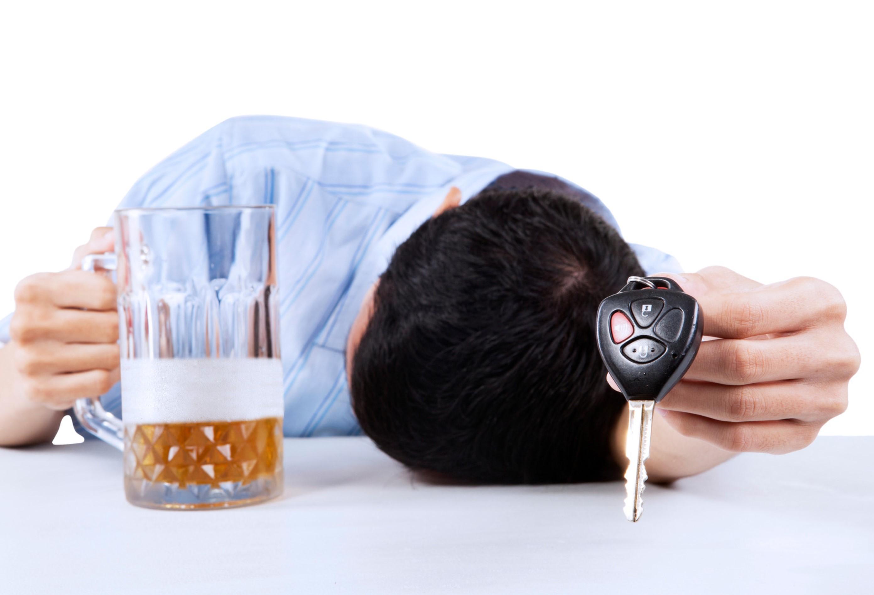 retrait de permis alcool