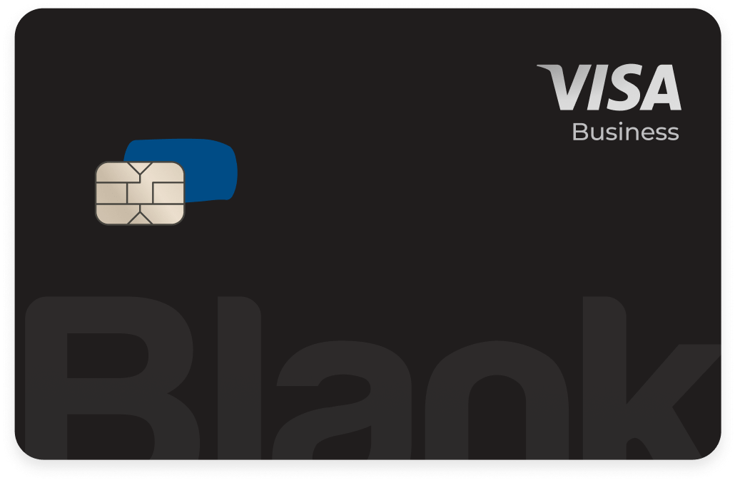 Carte Blank Noire