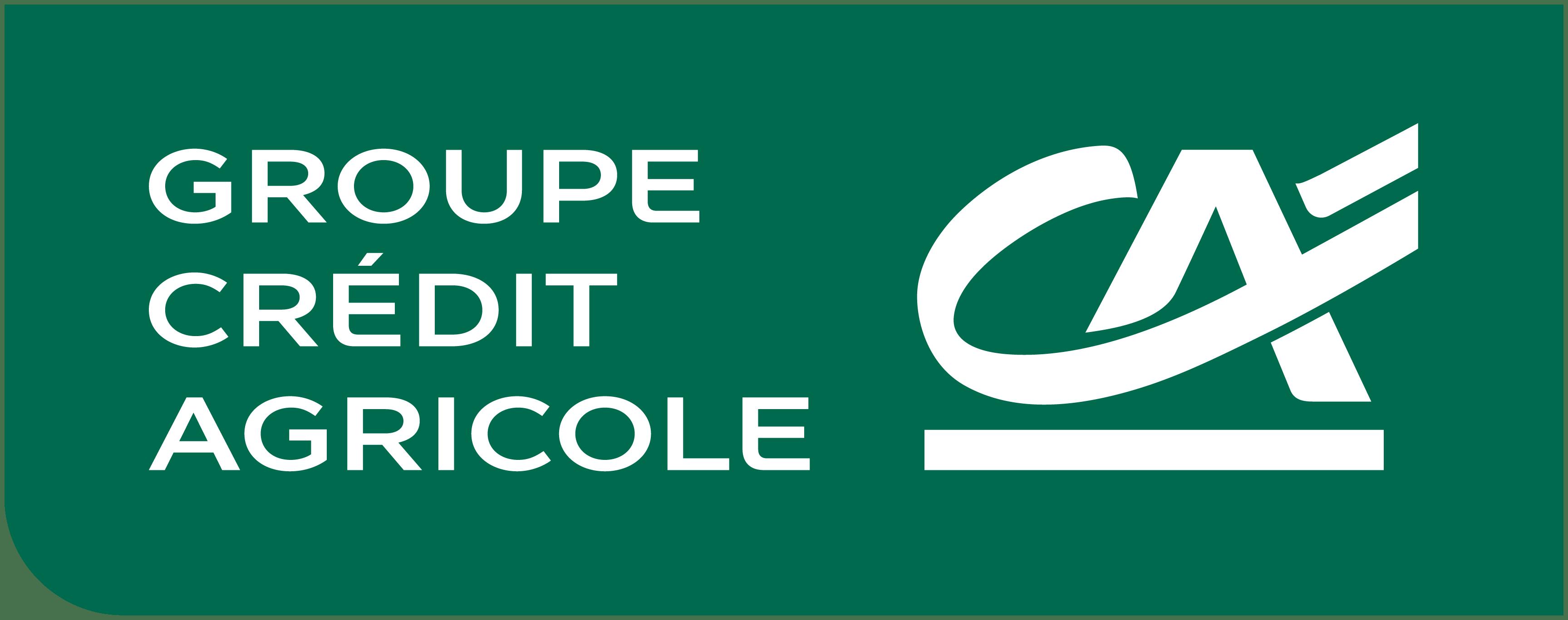 Logo Groupe credit agricole