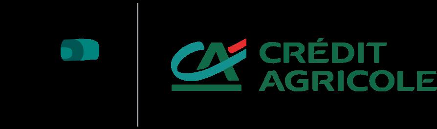 Logos Blank et Crédit Agricole