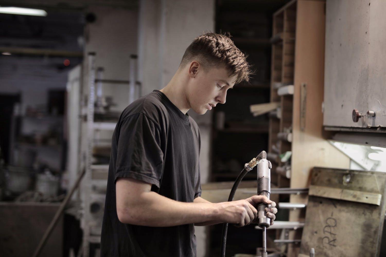 Blank, le compte pro dédié aux artisans