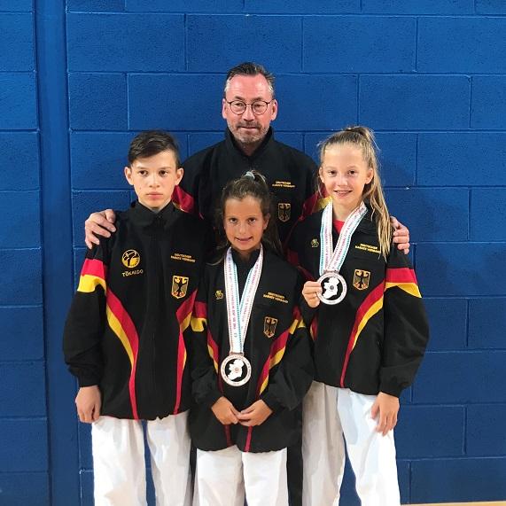 2x Bronze für Taiko- Athleten beim JKS World- Cup in Dublin!!!