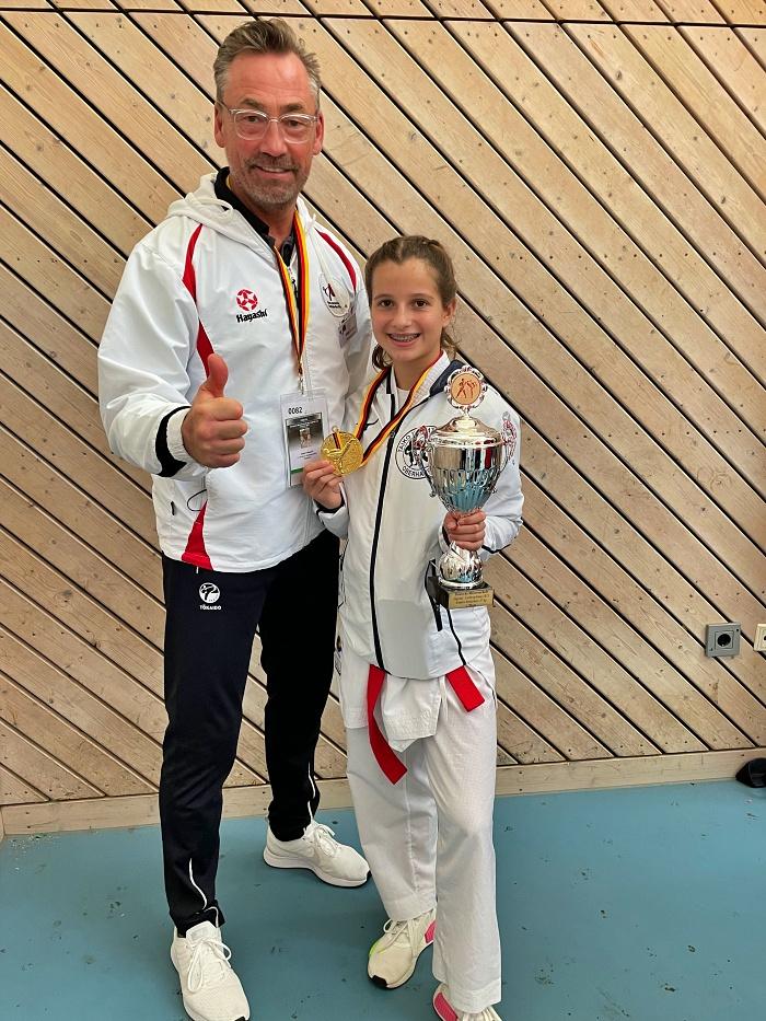 Deutscher Meistertitel für Zoe Thiel !!!!