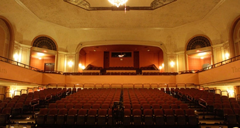 University of the Arts Elaine Levitt Auditorium