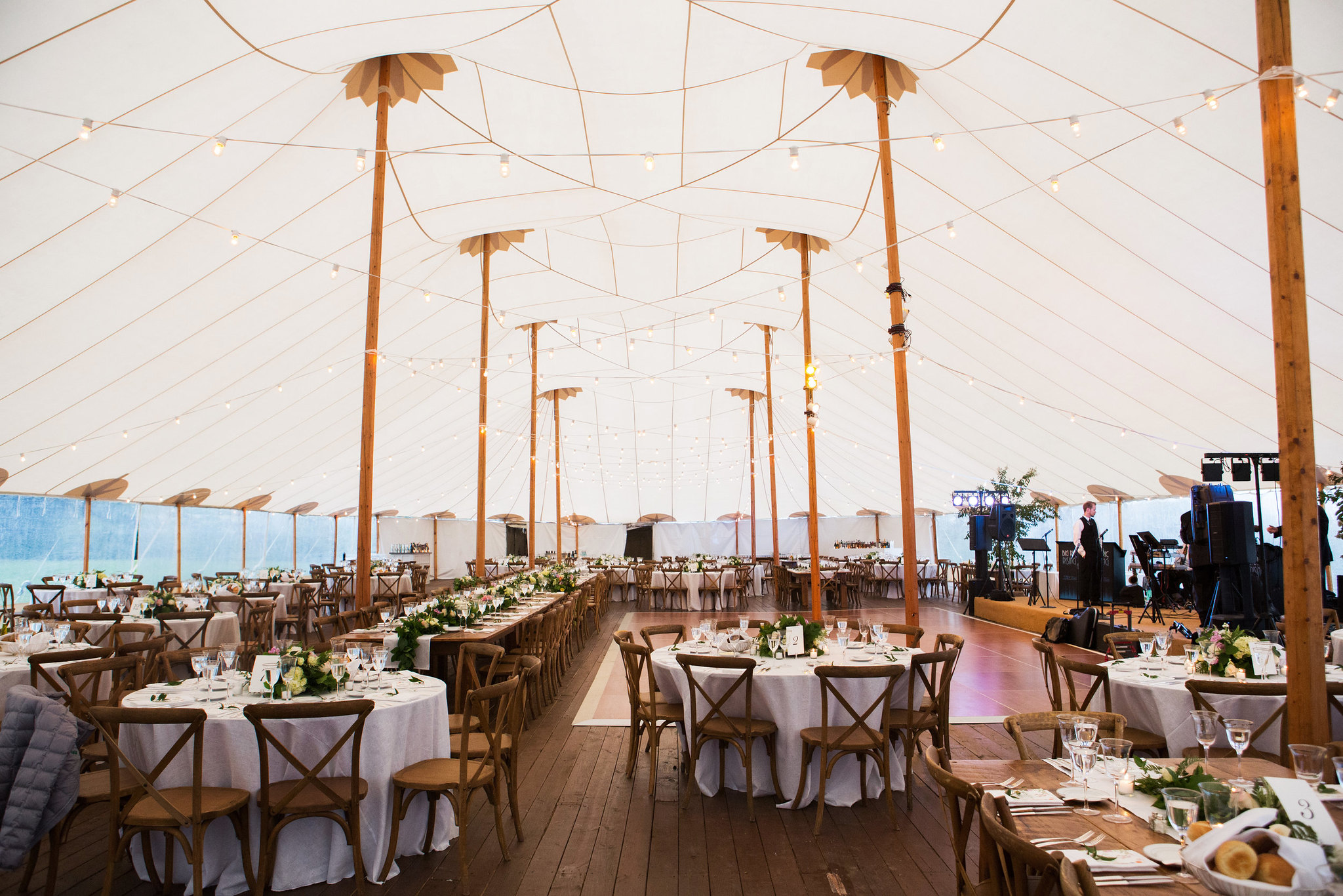 Private Home - Tented Event