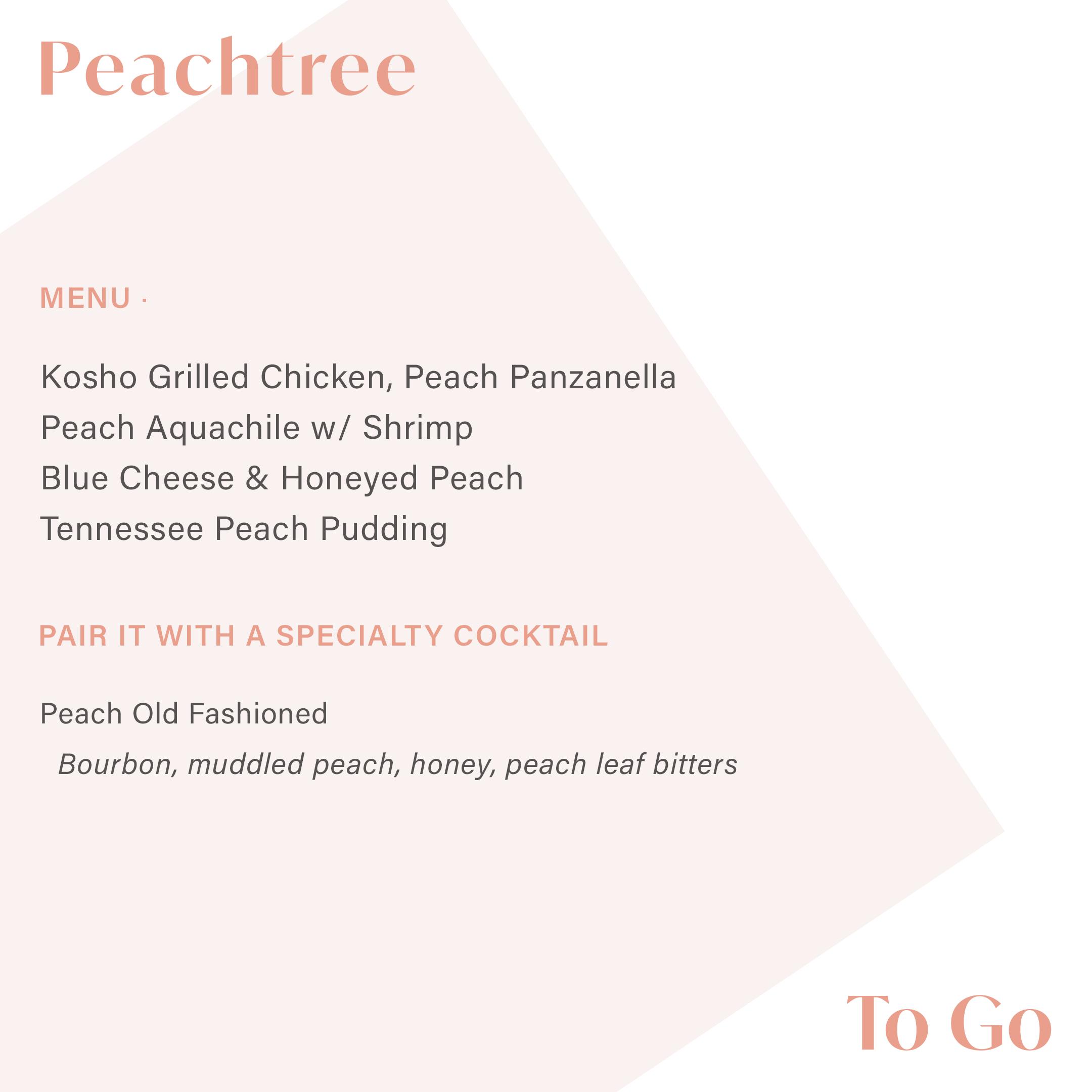 peachmenu