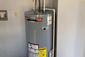 Water Heater in tampa home