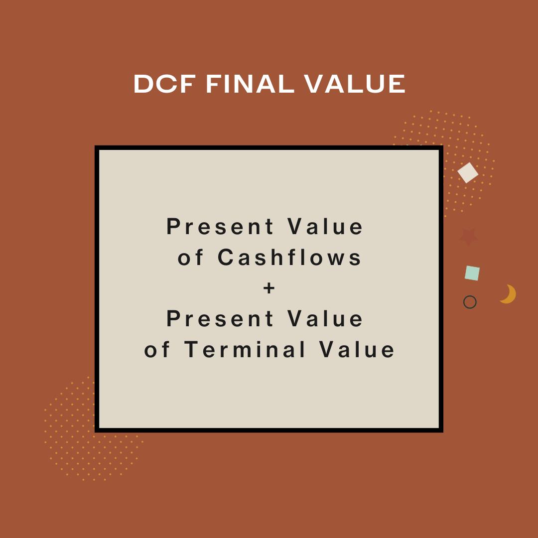 DCF calculation