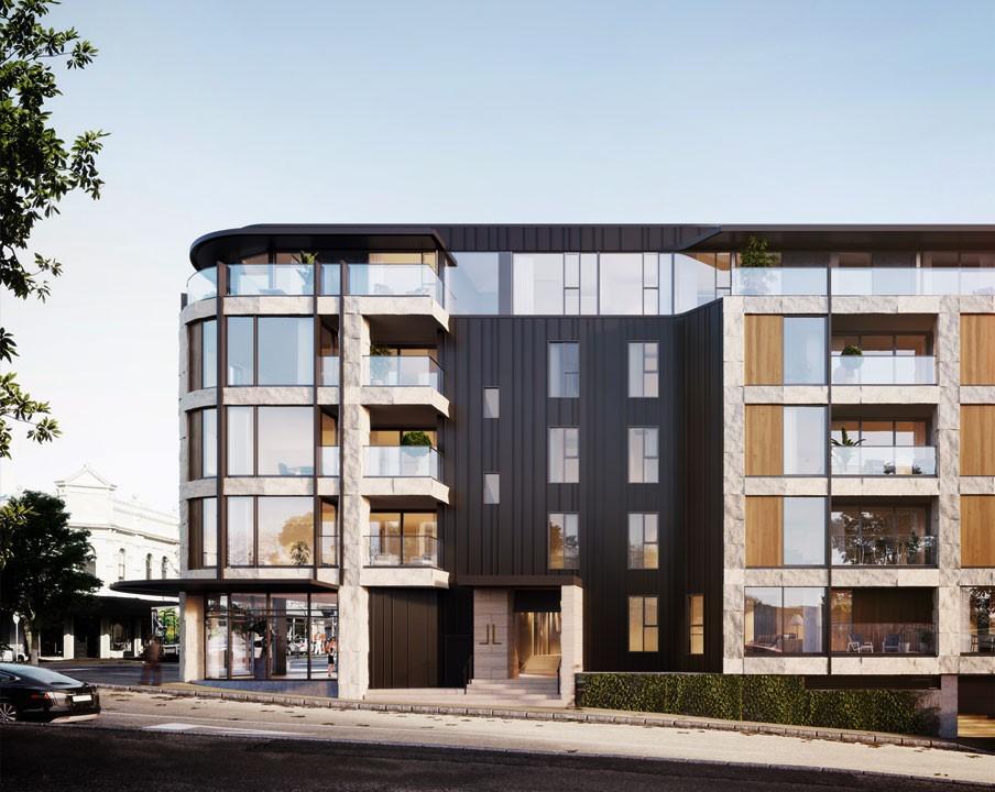 Jervois & Lawrence Apartments