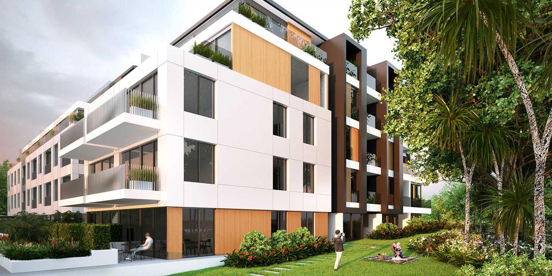 Edgerley Apartments