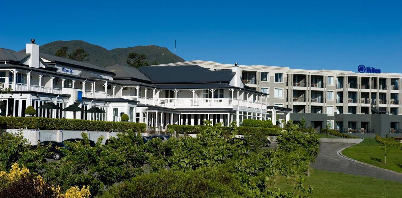 Hilton Hotel Lake Taupo