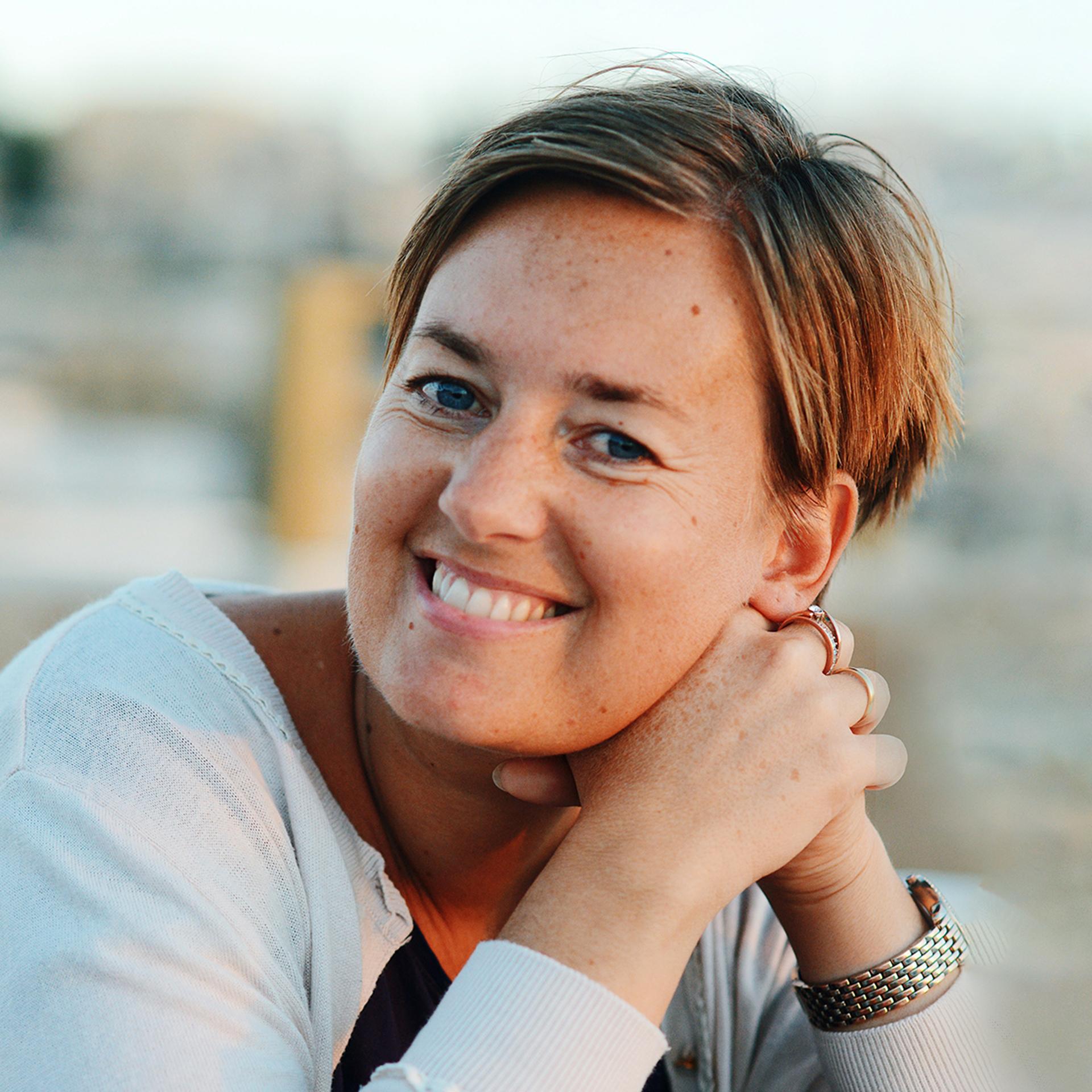 Lærer Monica Valvik Sannarnes