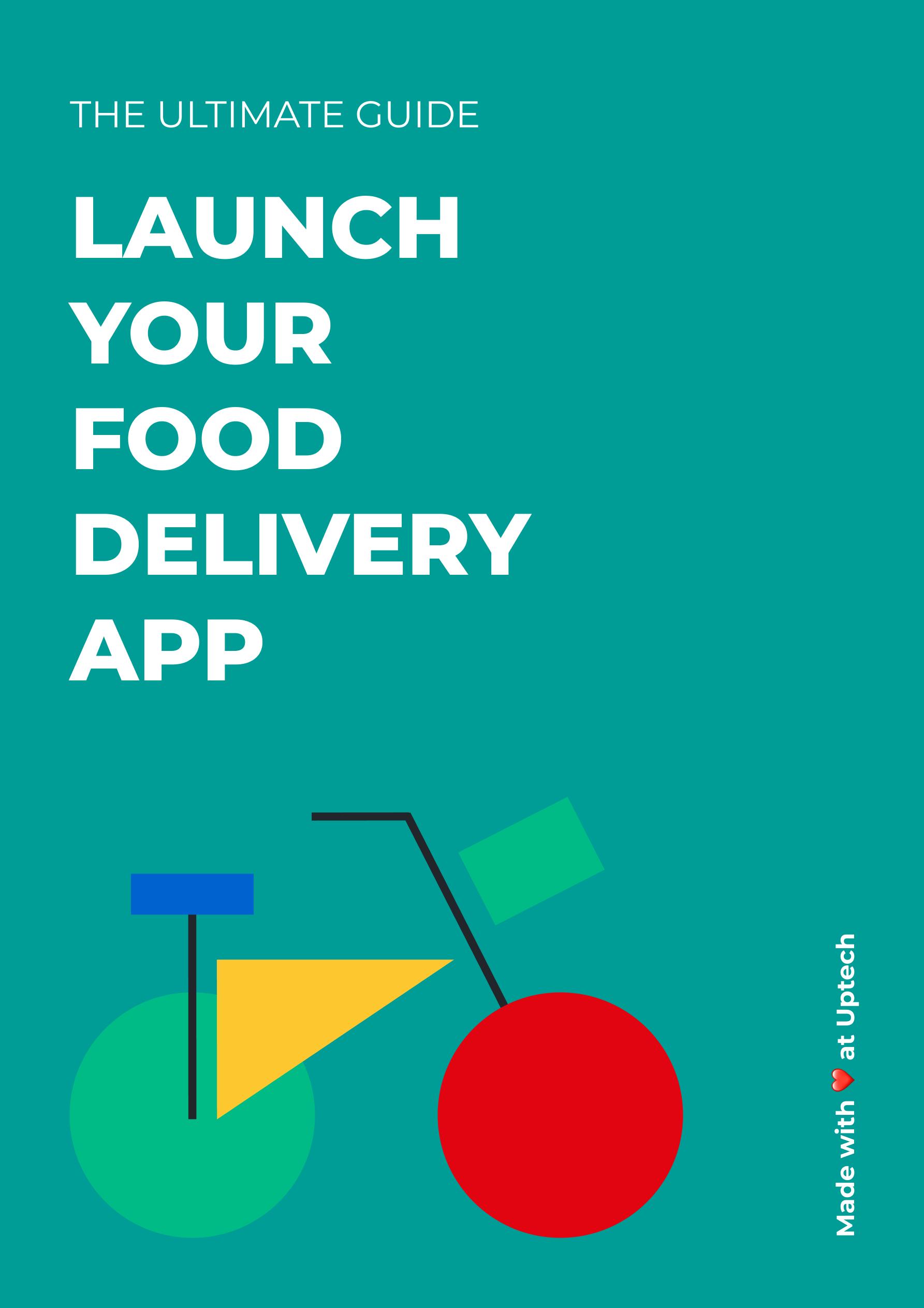 food delivery e-book