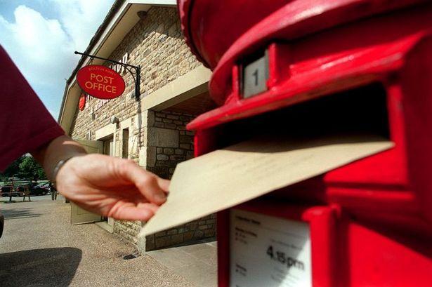send letter