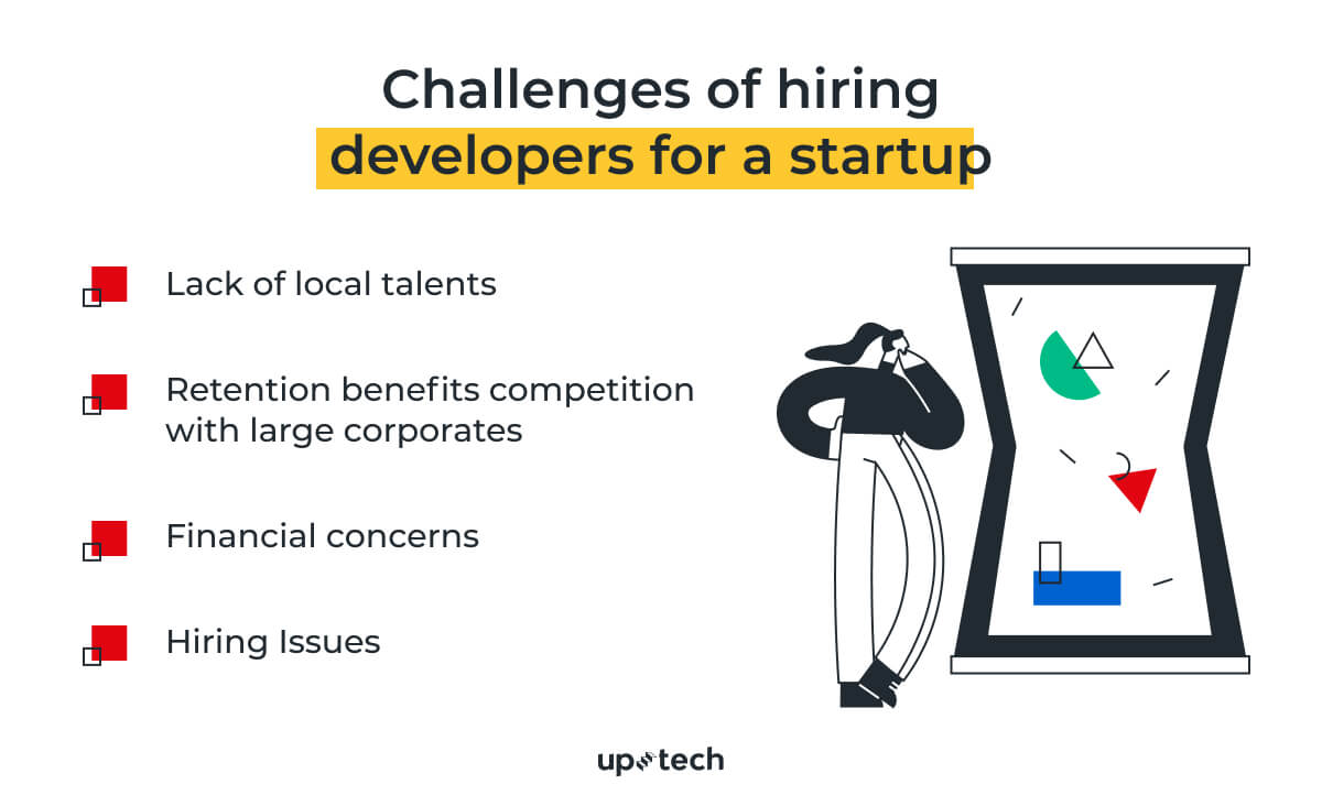 hire developers for startup