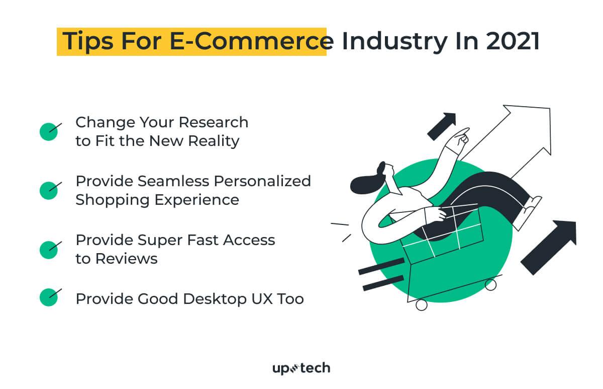 e-commerce industry tips