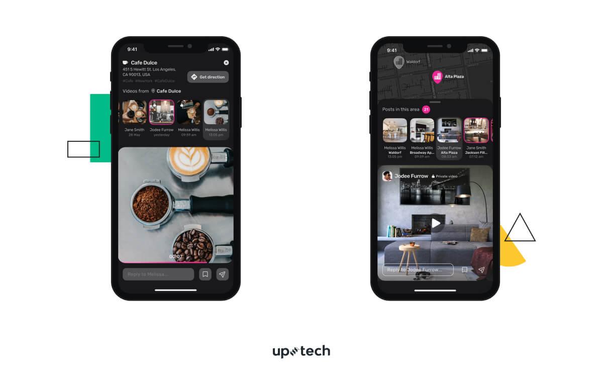 yaza case study - ios app development
