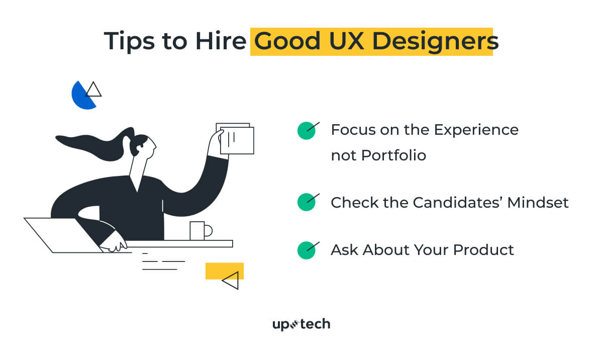 hire UX developers