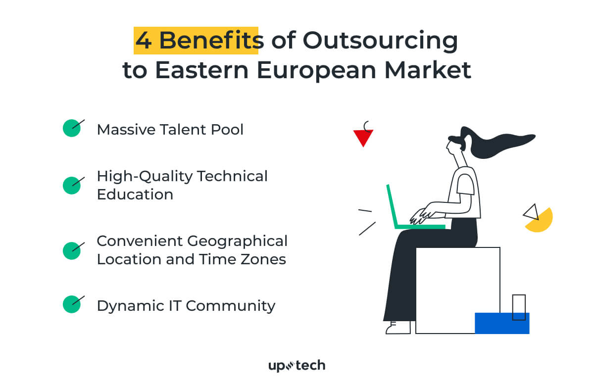 outsourcing eastern europe