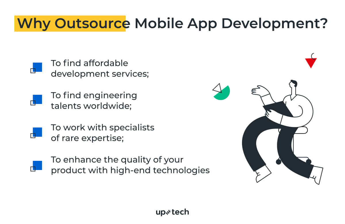 why outsource mobile app development