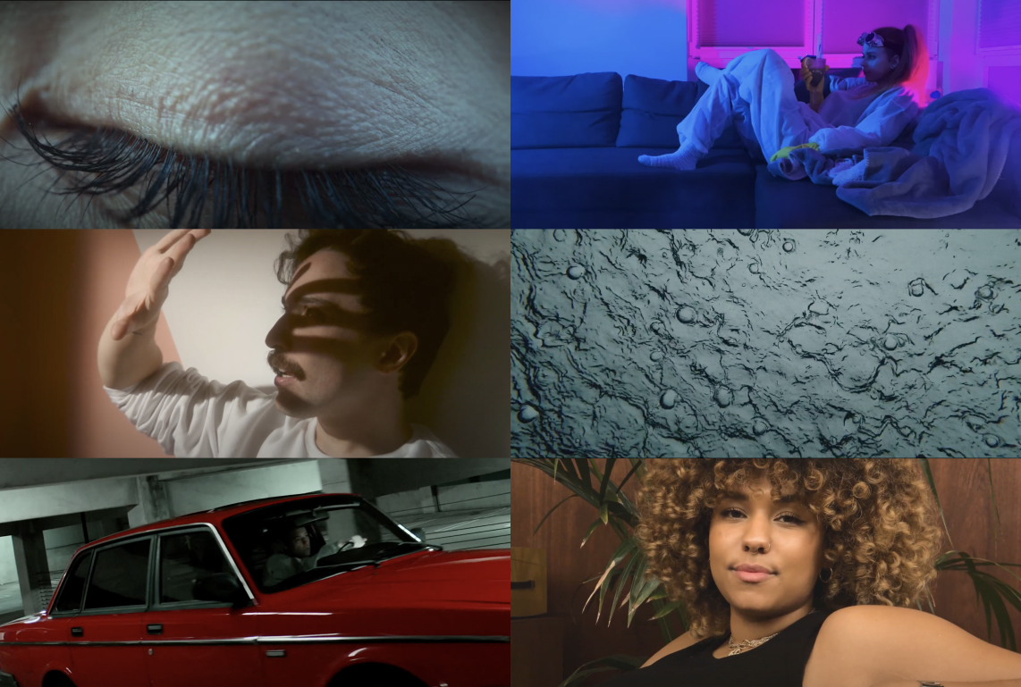 Stills from films submitted to MIFF 2020