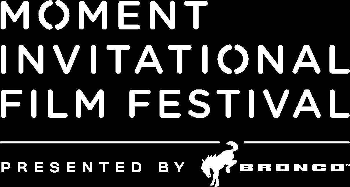 Moment Invitational Film Festival Primary Logo
