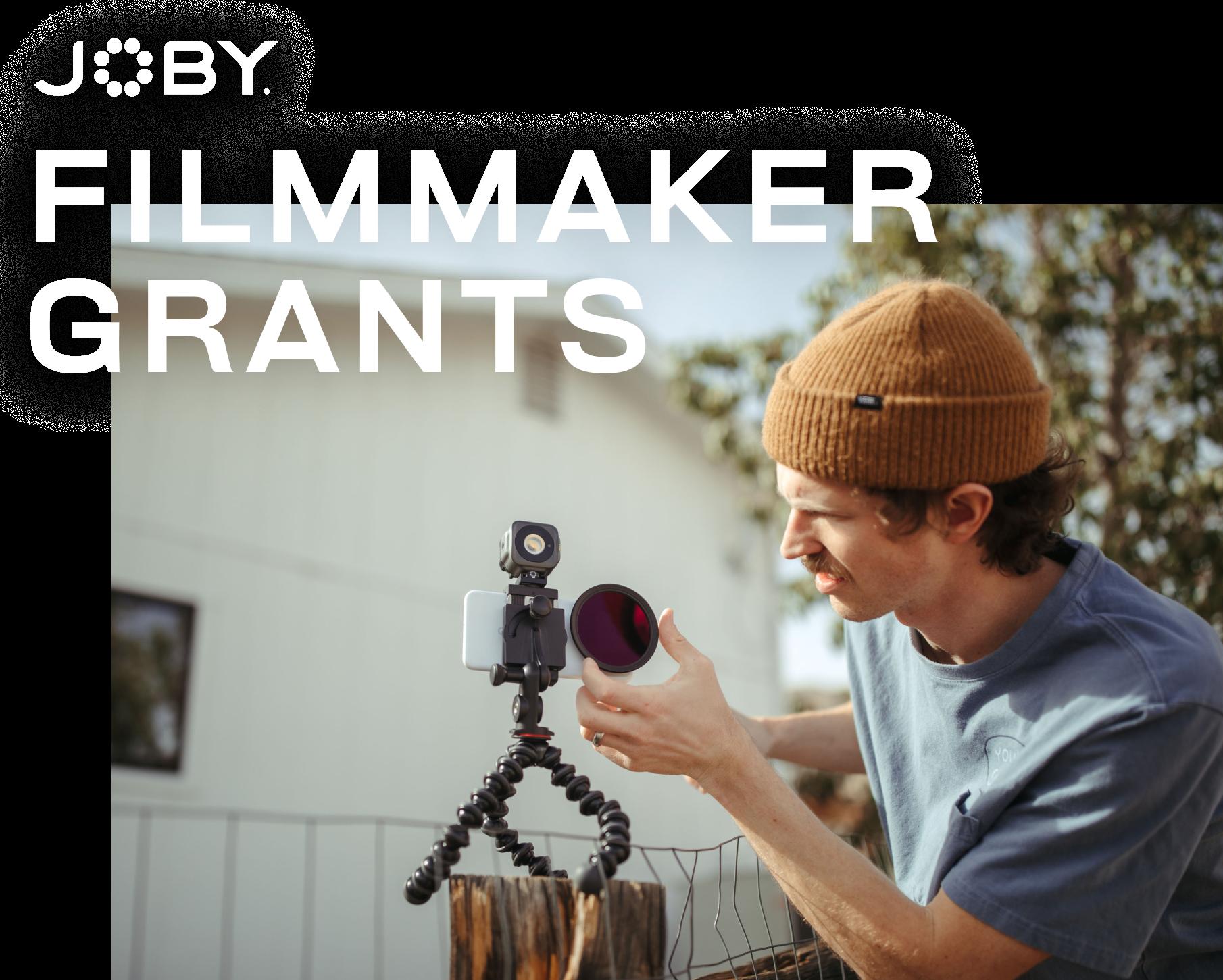 JOBY Filmmaker Grants