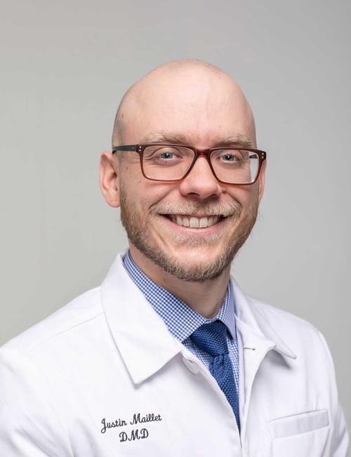 Headshot of Dr. Maillett