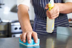 kitchen cleaning san antonio