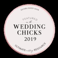 Wedding Chicks 2019