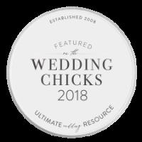 Weddings Chicks 2018