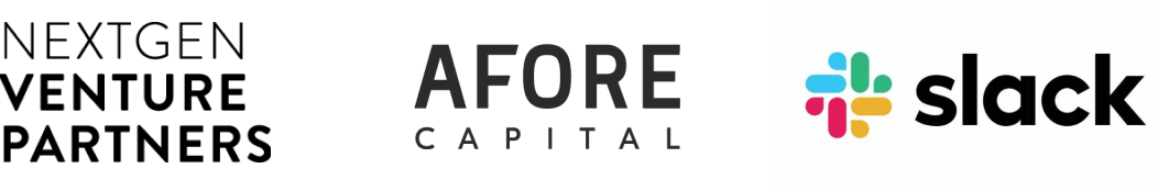 Image of Drafted investor logos