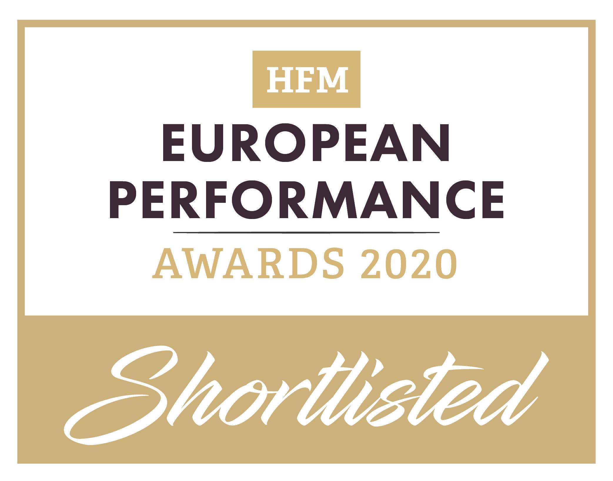 HFM European Performance Awards 2020