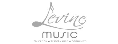 Levine School of Music logo