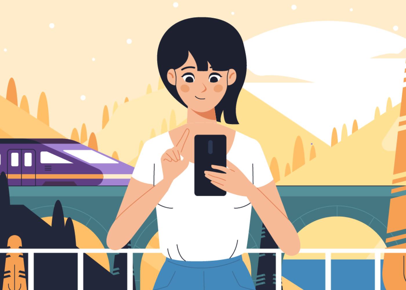 Trotter Mobile App