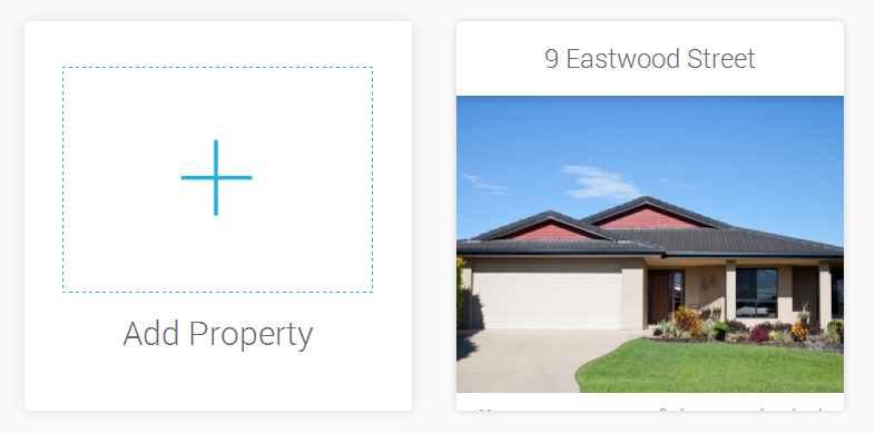 Example of Add Property Widget