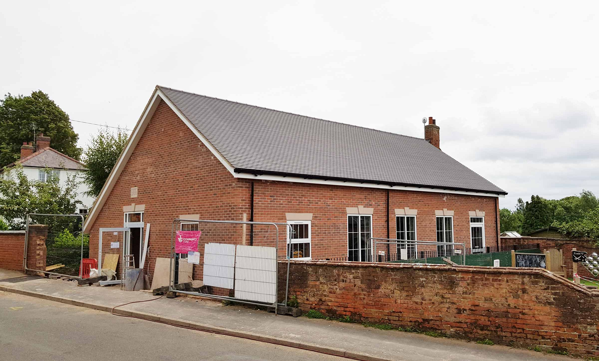 Harborough Magna Village Hall