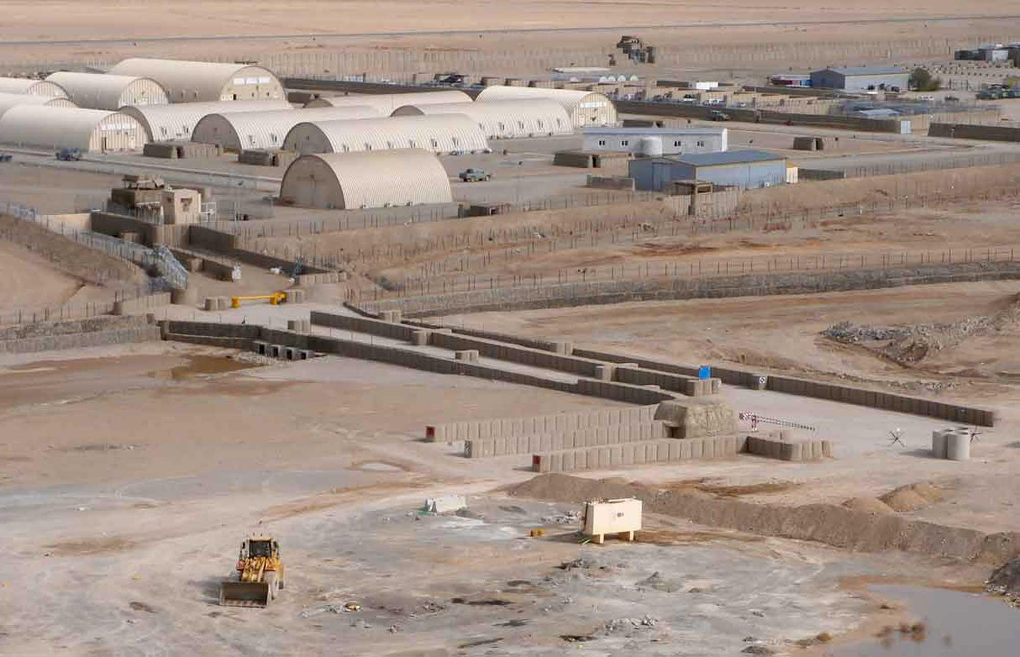 Kepi Built Military Base