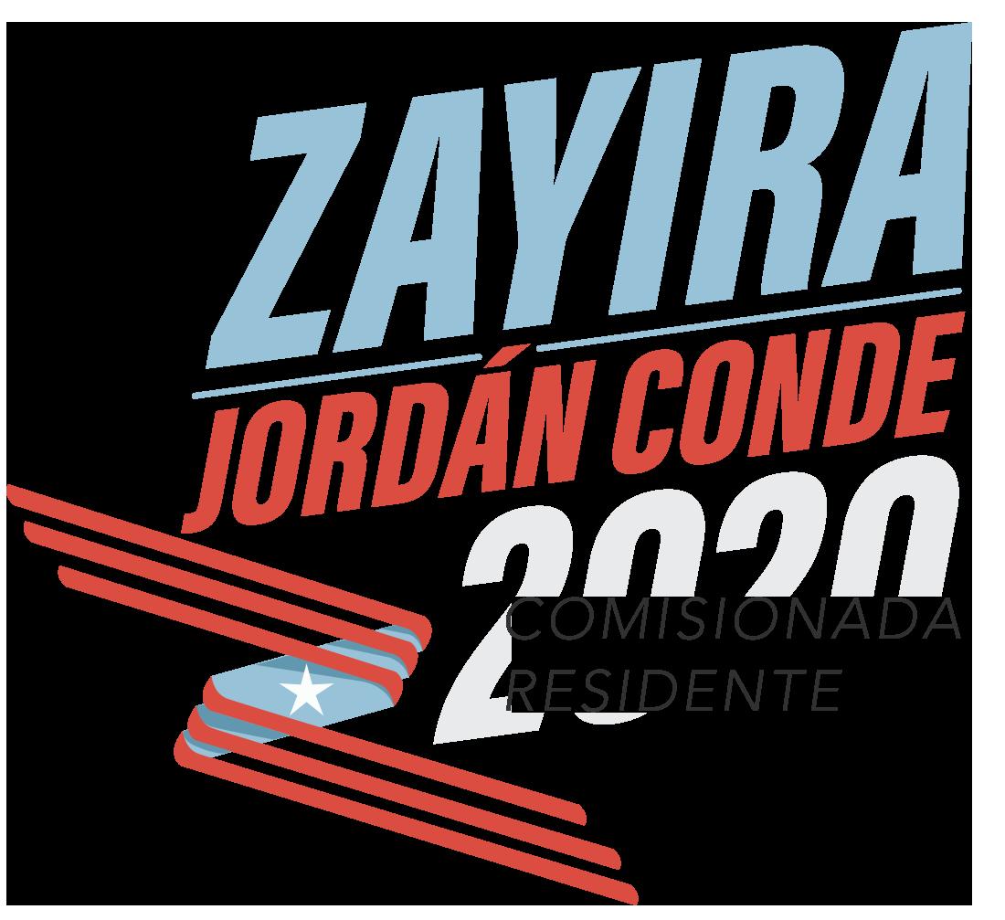 Zayira Jordán Conde, Comisionada Residente