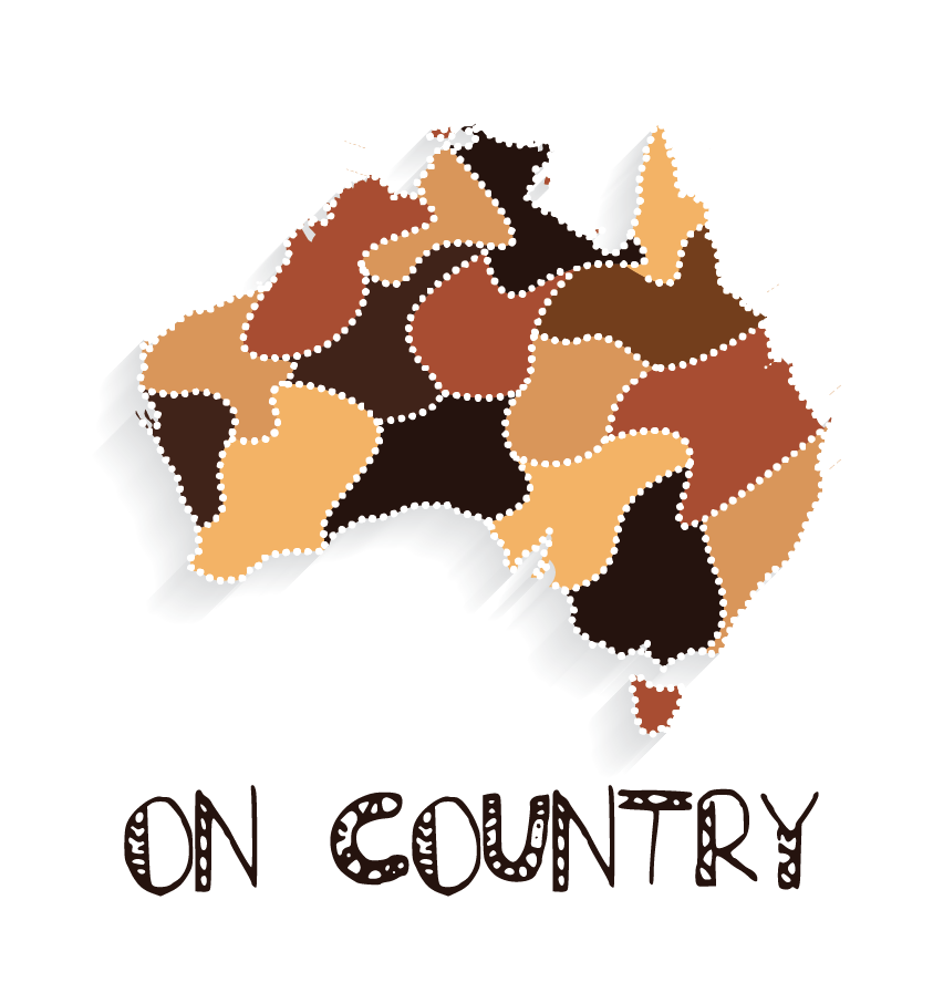 On Country Australia Logo
