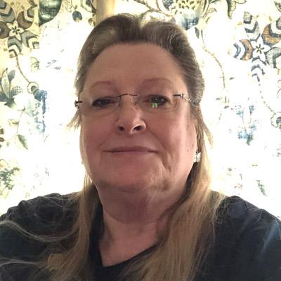 Karen Zink is a caregiver at The Journey Home