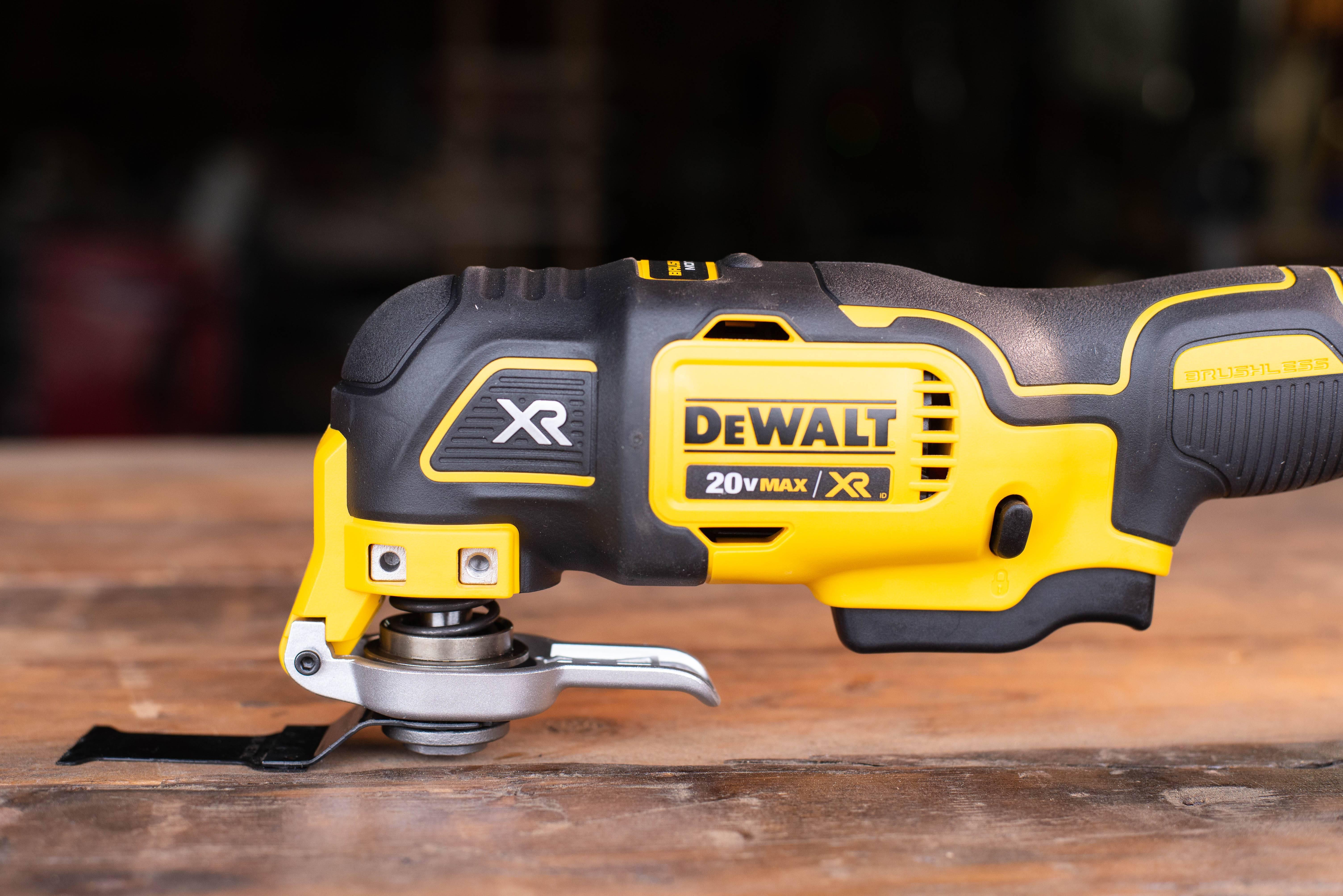 Dewalt Oscillating Tool Kit