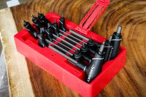 HUSKY Hex Key Set