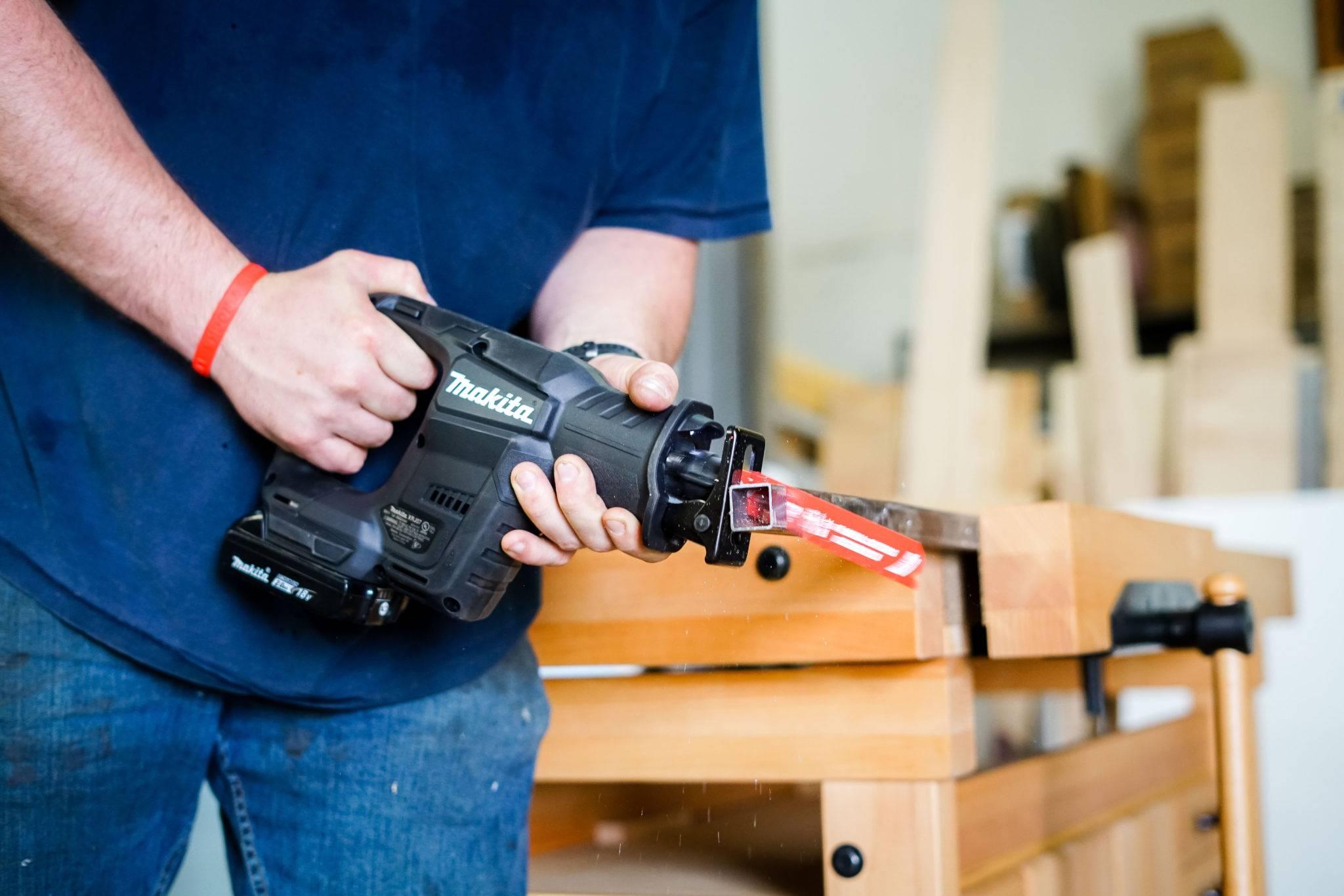 Makita Sub Compact Reciprocating saw