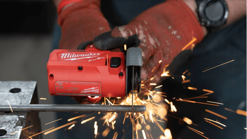 John Malecki's Milwaukee M12 Cordless Cutoff Saw Tool Review